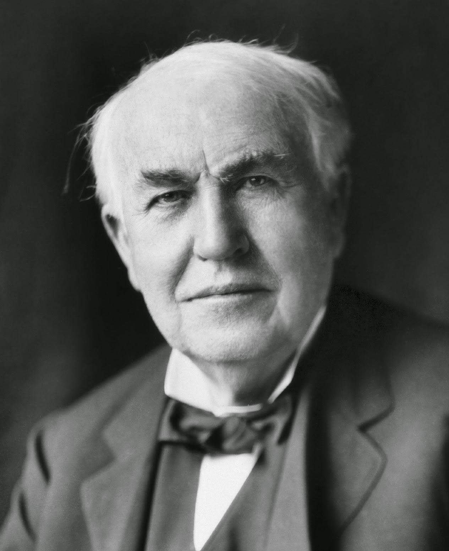 Thomas Edison Snapshot