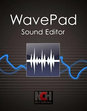 WavePad Sound Editor Masters Edition 6.21 + Crack