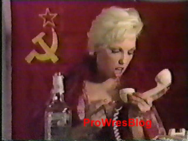Ninotchka Glow ProWresBlog: GLOW Disk...