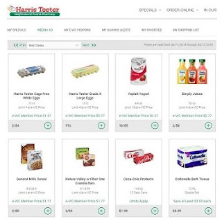 Harris Teeter Weekly Ad May 16 - 22, 2018