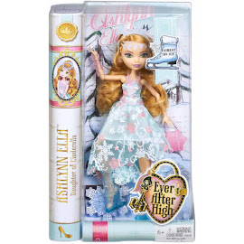 EAH Fairest on Ice Ashlynn Ella Doll