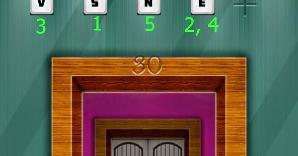 100 Doors Classic Escape Level 36 37 38 39 40
