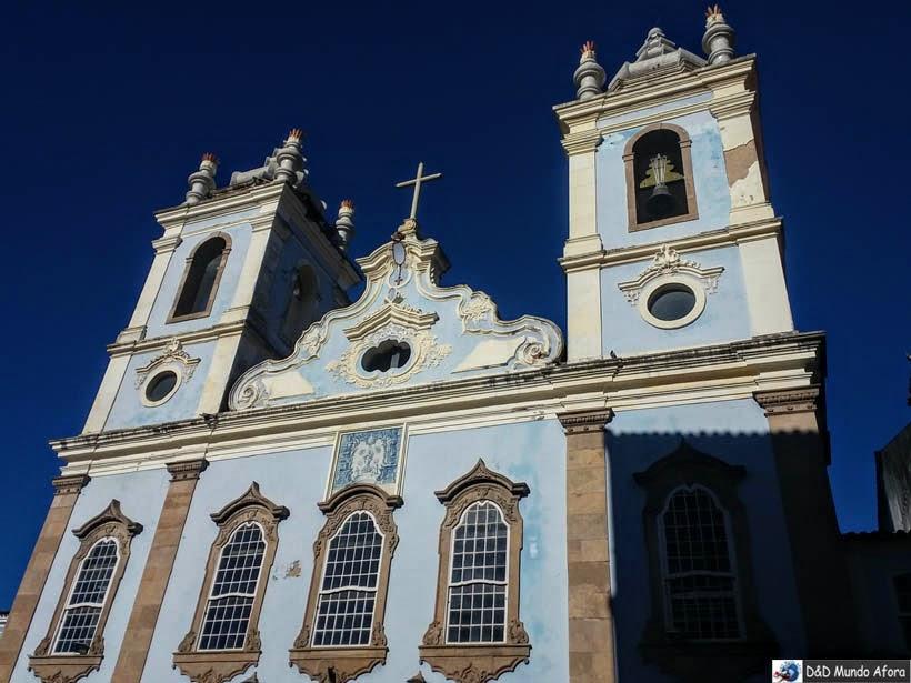O que fazer no Pelourinho, Salvador (Bahia) - igreja Nossa Senhora do Rosário dos Pretos