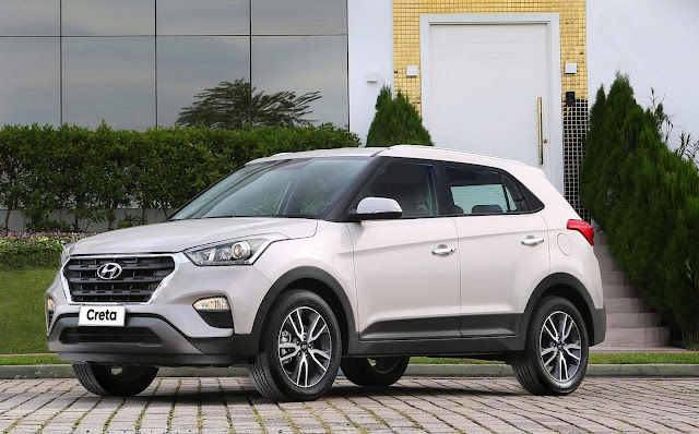 Hyundai Creta x Caoa Chery Tiggo 5X