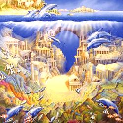 Atlantida+(2) Bazele Spiritualităţii - D-Zeu Sursa Unica