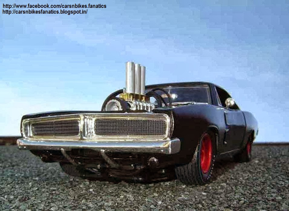 Car & Bike Fanatics: 1969 Dodge Charger T- Turbo/Supercharged