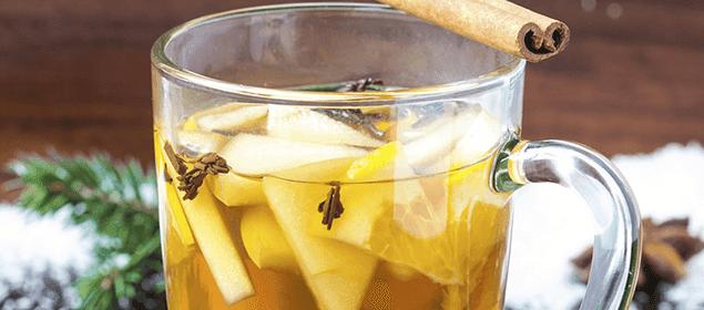 té quemagrasas casero