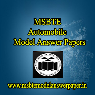 AUTOMOBILE (SEM - 3) QUESTION PAPERS PDF