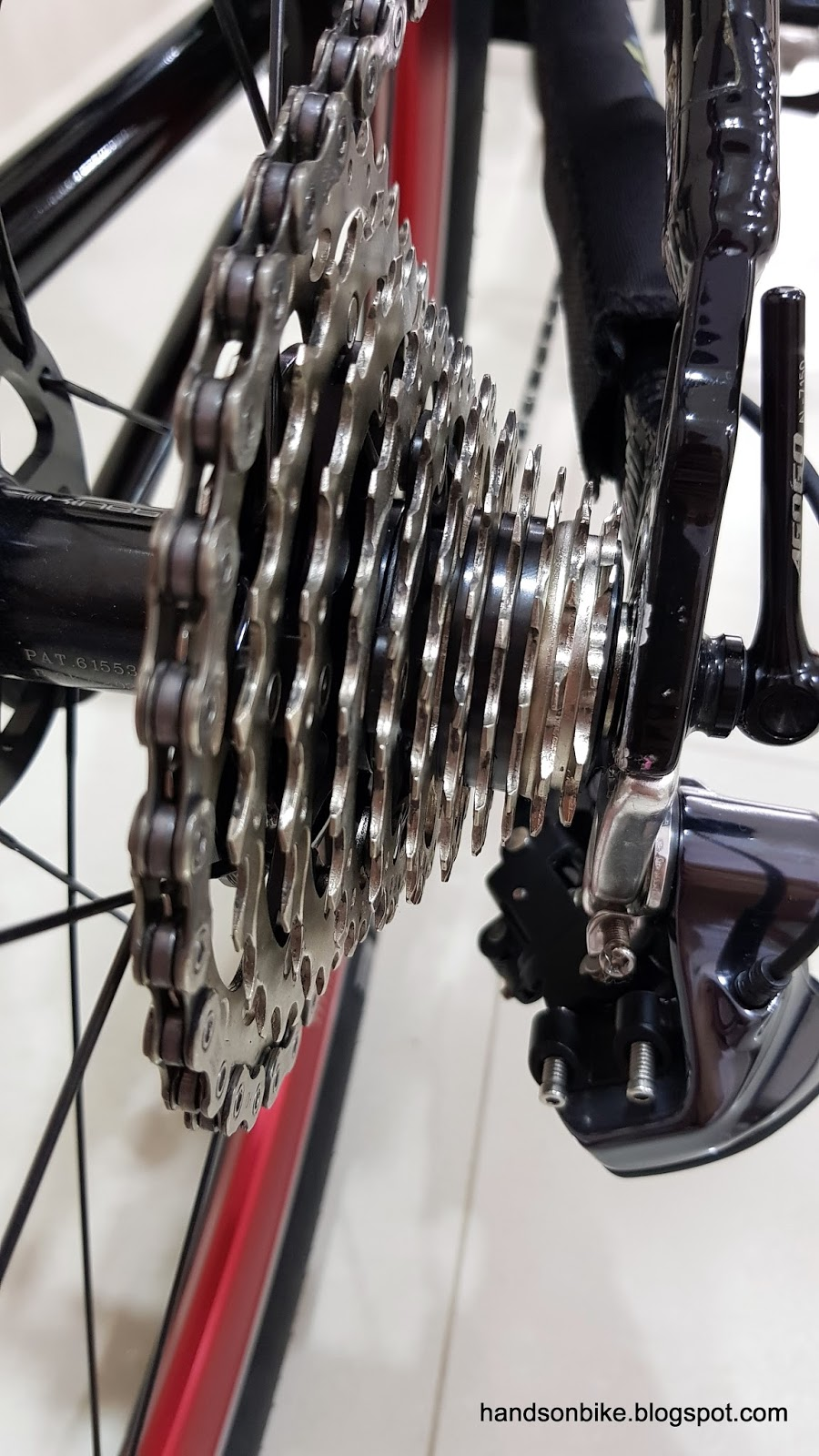 Hands On Bike Dahon Muex 1x11 Drivetrain Installation Mini Group Set 11speed Slx Sprocket 46t Ultegra 6800 11 32t Speed Cassette Installed
