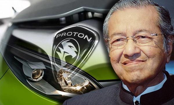 PANAS! Akhirnya Punca Sebenar Tun Mahathir Letak Jawatan Di Proton Terjawab