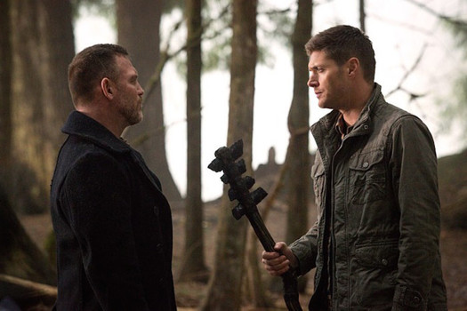 "Recap/review of Supernatural 10x19 ""The Werther Project"" by freshfromthe.com"