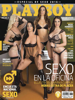 Revista Playboy Mexico – Septiembre 2016 PDF Digital
