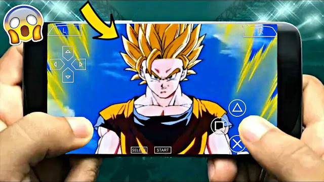 DOWNLOAD DRAGON BALL Z HIGH GRAPHICS ANDROID/PPSSPP