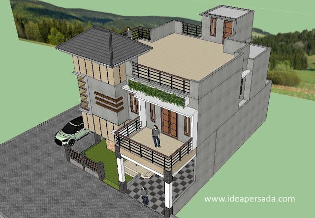 jasa desain rumah mewah soloraya