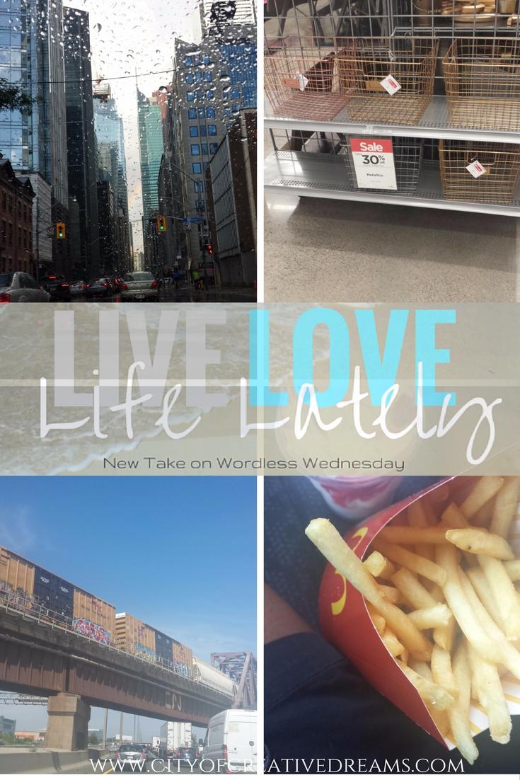 LIVE LOVE LIFE LATELY | City of Creative Dream