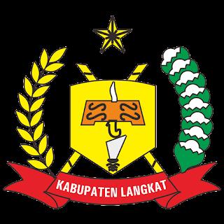 Download Logo Kabupaten Langkat Vector CDR CorelDraw