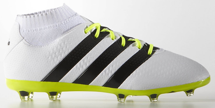 White Adidas Ace 16 Primeknit 2016 Boots Leaked - Footy Headlines c7ab5ca57d