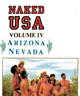 Naked USA. Vol 4. Arizona/Nevada. 1991.