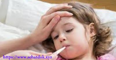 Cara Cepat Mengatasi Demam pada Anak dengan Efektif