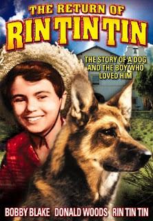Rin Tin Tin Vuelve a Casa (1947) Drama con Robert Blake