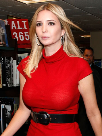Ivanka Trump plastic surgery? (image hosted by ikedshm.blogspot.com)