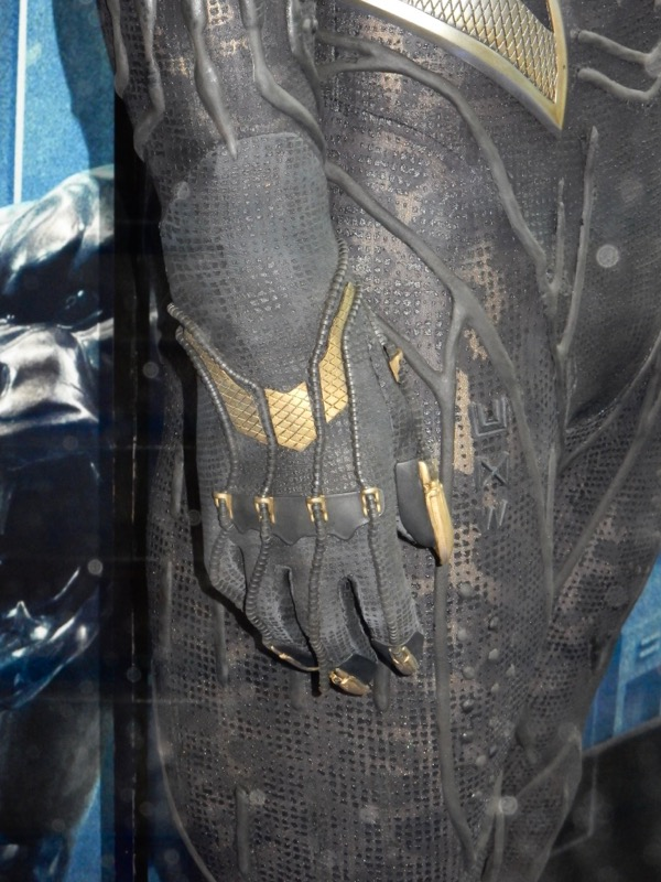 Erik Killmonger Black Panther glove