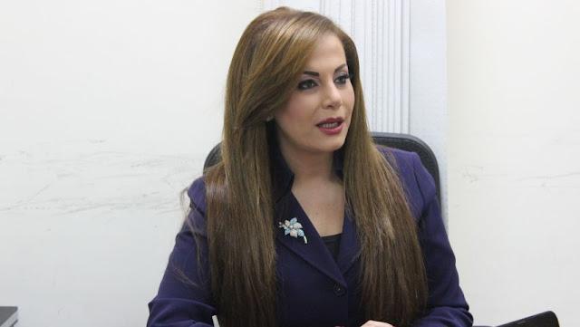 جيهان منصور:الإرهاب كسر الصمت الانتخابى ولكنه لم ينجح النيل من عزيمة المصريين