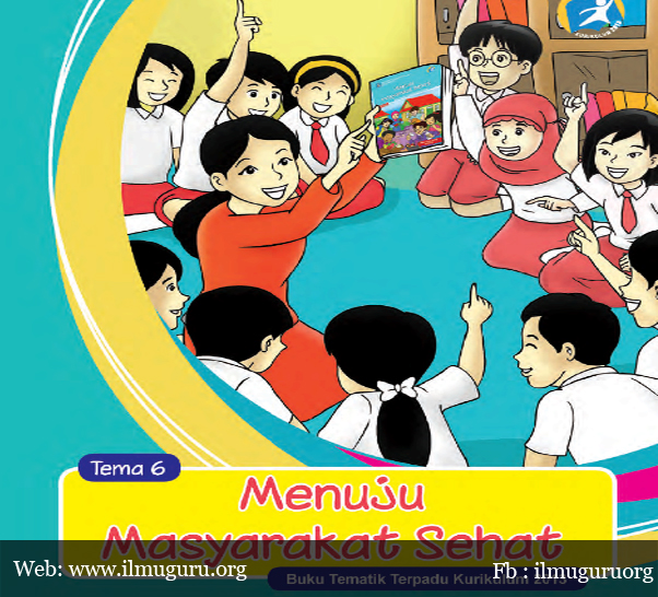 Buku Tematik Kelas 6 SD