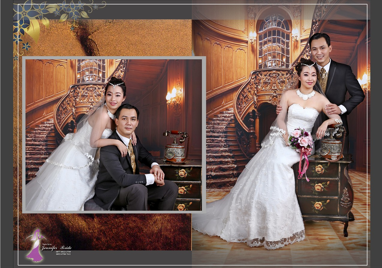 Koleksi Foto Prewedding Baju Pengantin Toprewed