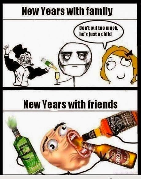Funny New Year Memes
