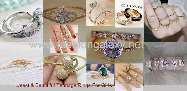 rings for teenage