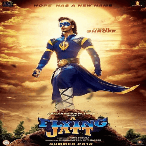 A Flying Jatt Indian Movie mp3 songs download ~ Songripple