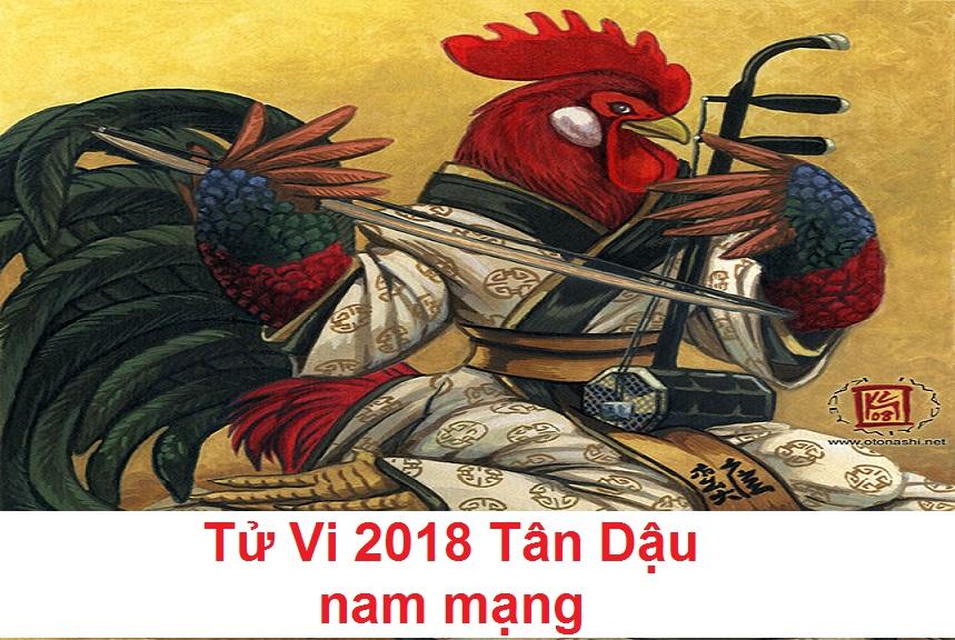 Tu vi 2018 tan dau nu mang