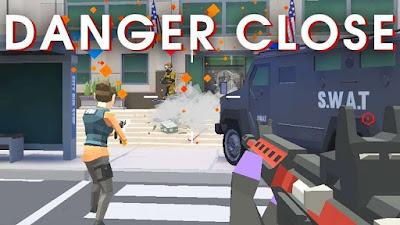 Danger Close MOD APK + DATA Download (Unlimited Ammo No Reload)