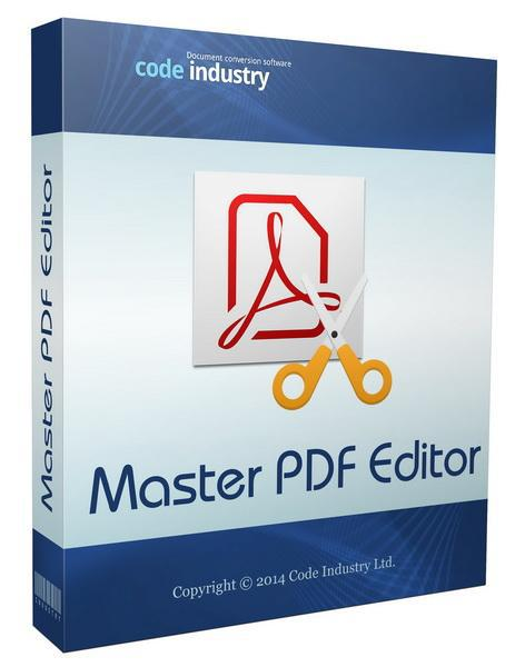 Download Master PDF Editor 4.3.10 + Serial