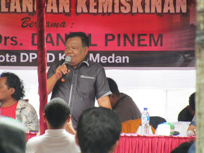 DPRD Medan Sosialisasi Kemiskinan