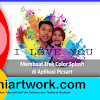 Picsart Tutorial Edit Foto Efek Splash Color di Android