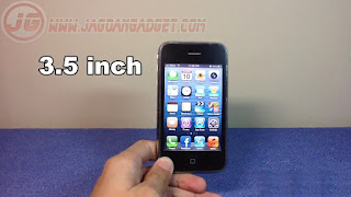 Layar iPhone 3G