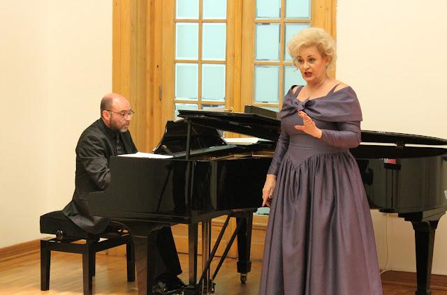 Duo Zabeo - Stojadinović nastupio u Italijanskom institutu za kulturu