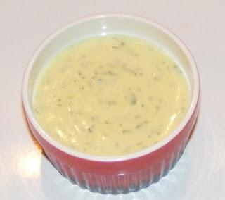 retete, sos pentru peste, sosuri, dressing, sos de post, reteta, sos de lamaie si usturoi,
