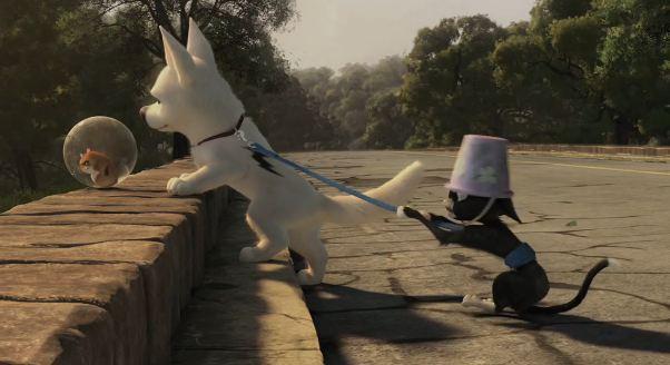 Old Neko Bolt 2008 Film Review