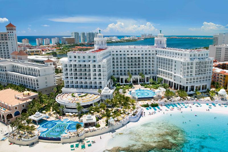 Los resorts de Aruba, lujo turístico