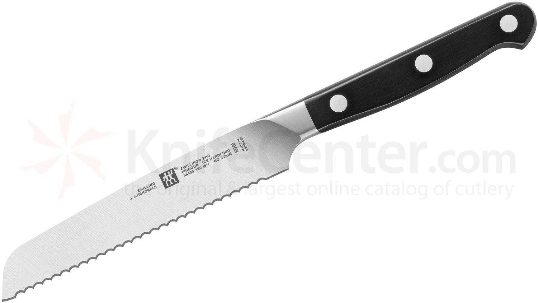 Pisau Roti Sereated Knife