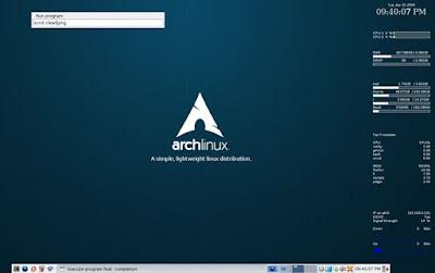 نظام التشغيل Arch Linux