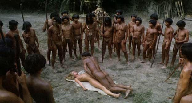 Men rainforest brazil losing virginity sex petite