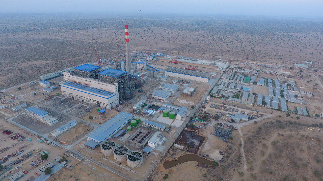 Thar Coal Plant Start Generating Power into National Grid