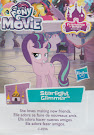 My Little Pony Wave 22 Starlight Glimmer Blind Bag Card