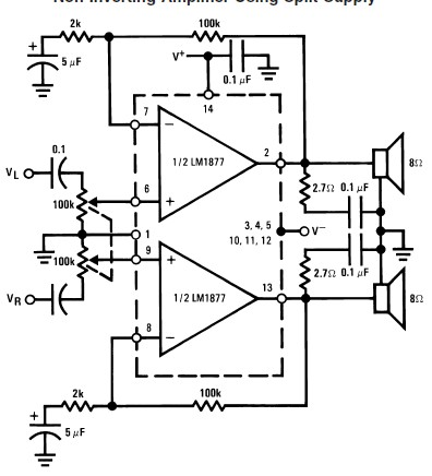 Ideally Power Capacitor Close additionally Wiring Harness Diagram1996 Toyota further How Do I Connect Interface To Pre further Wiring Harness Diagram1996 Toyota besides Ecg Signal Conditioner. on dual amplifier wiring diagram