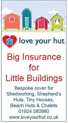 The UK's first online quote and buy Beach Hut Insurance