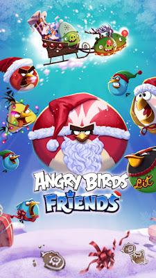 تحميل لعبة angry birds friends